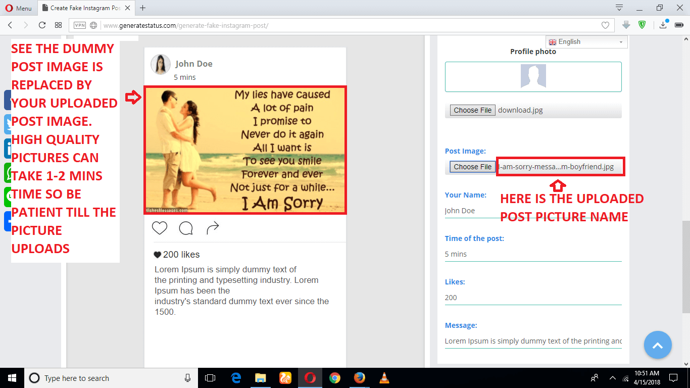 Generate Fake Instagram Chat Zeoob | Yoona Instagram Followers